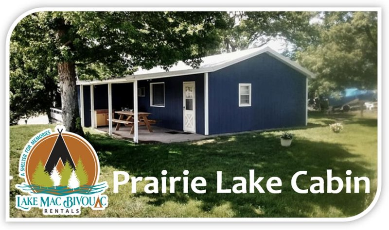 Cozy Cabin, 3 minute walk to beach front and boat ramp, holiday rental in Lewellen