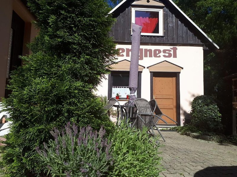 Ferienhaus Bad Gottleuba für 1 - 6 Personen - Ferienhaus, vacation rental in Lauenstein