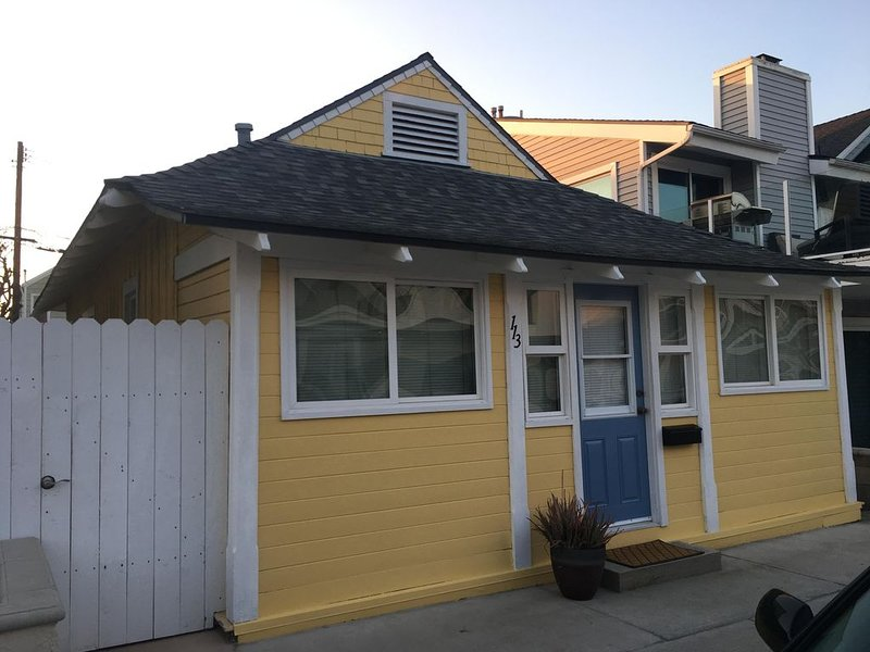 Cottage by the Beach, holiday rental in Newport Beach