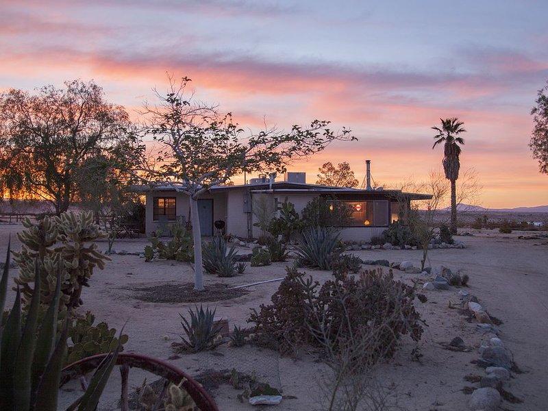 Midcentury Desert Escape, casa vacanza a Twentynine Palms