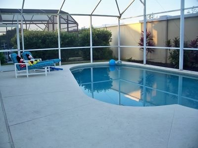 Wifi - private pool - game room 3 miles to Disney - 5 Tv's Indian Creek sub., holiday rental in Walt Disney World