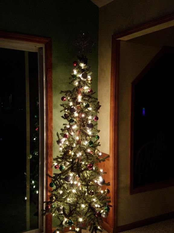Christmas at The Towns Chalet