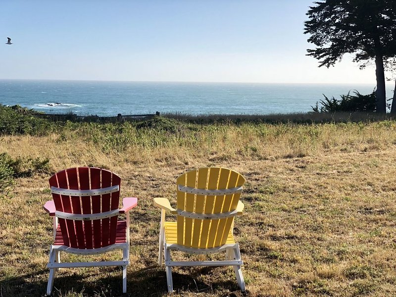 Inspired by a view of the Sea, vacation rental in Mendocino County