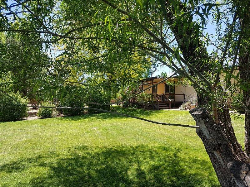 Beautiful Green Acres!, vacation rental in Escalante