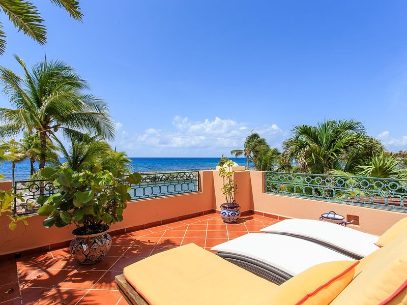 Listen to the ocean at night!, vacation rental in Xpu-Ha