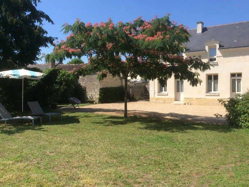 Gite 'La Bonne Avoine'  Classement 3***NN 2014, casa vacanza a Bourgueil