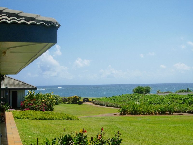 Poipu Sands - Oceanview - Closest 1 Bedroom to Beach - Remodeled - Great Value, Ferienwohnung in Koloa