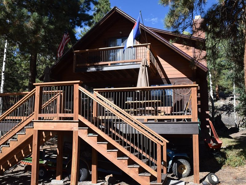 Ideally Located Amazing View Retreat Minutes From Historic Lake City., casa vacanza a Lake City