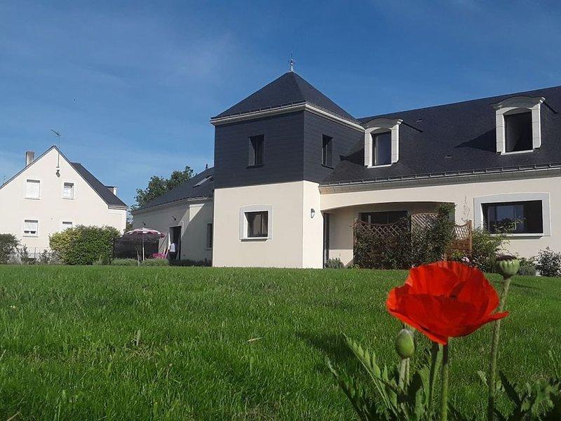 Relais de l'Hermitage ***, vacation rental in Segre-en-Anjou Bleu