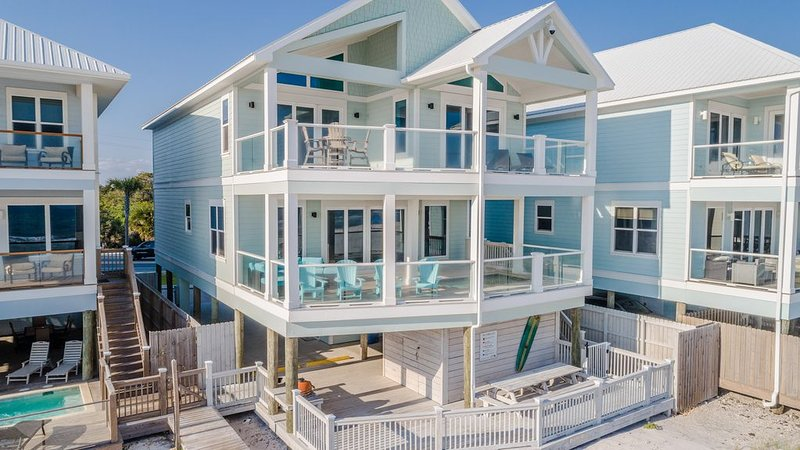 Luxury Beach Front Home - Sweet N' Salty, holiday rental in Panama City Beach