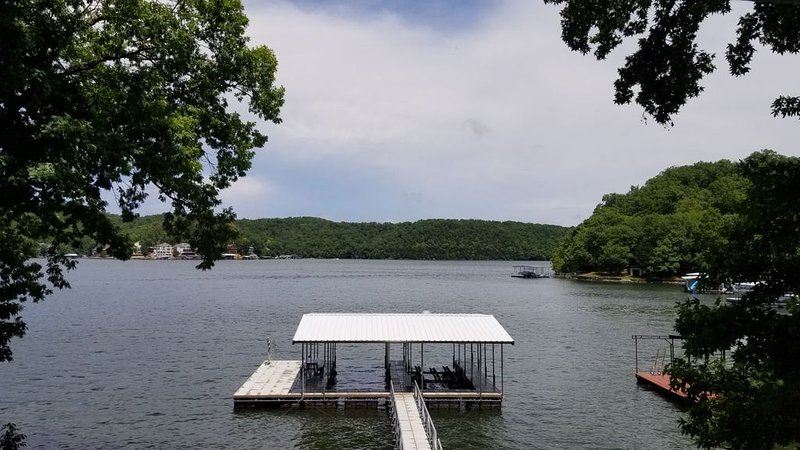 3 Bed/3 Bath  - Lakefront w/private dock, vacation rental in Camdenton