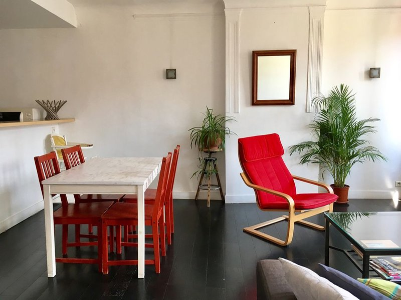L'appartement idéal au coeur de Marseille, alquiler vacacional en Marsella