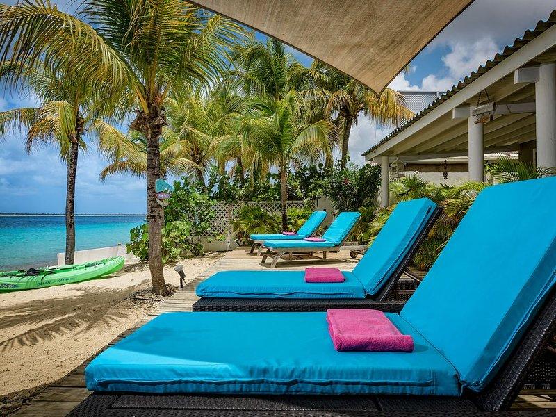 Pelican Reef sun deck