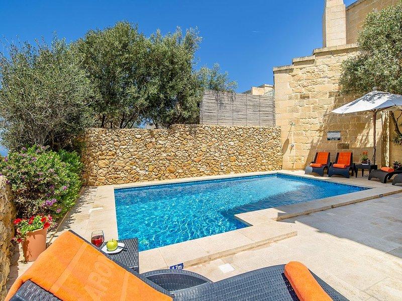 The Hamlet 1 Holiday Home, vakantiewoning in Gharb