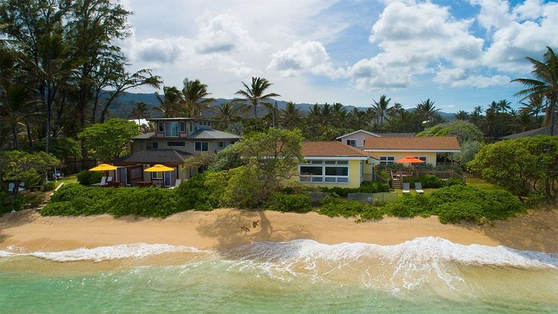 Ocean Sun: 1bdrm/1ba at Tiki Moon Villas, vacation rental in Laie