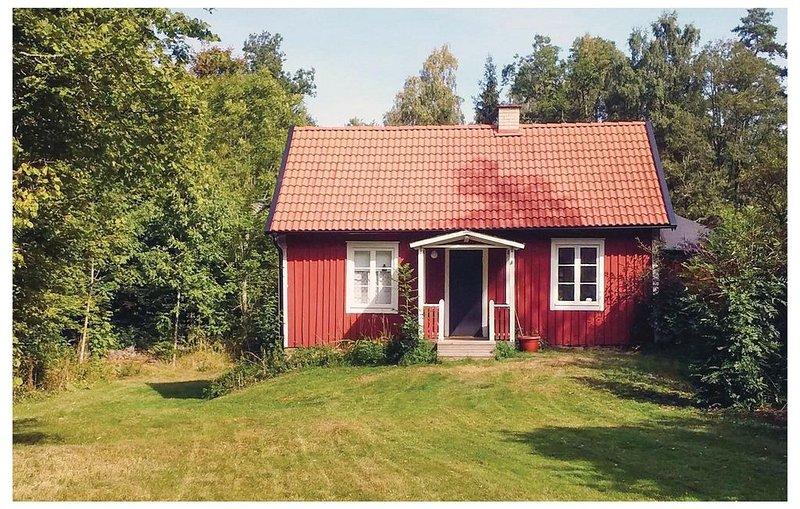 1 bedroom accommodation in Påryd, holiday rental in Nybro