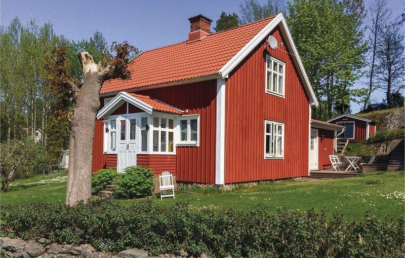 4 bedroom accommodation in Värnamo, holiday rental in Lammhult