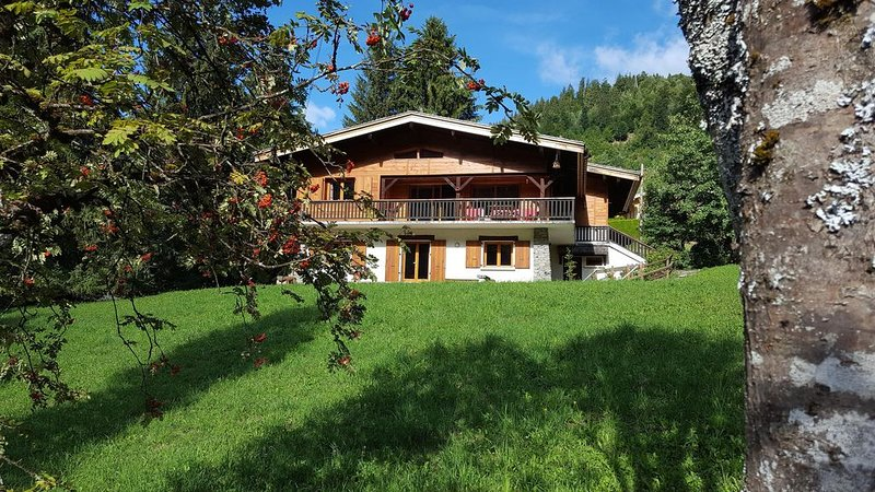 Apartment down quiet cottage., vacation rental in La Clusaz