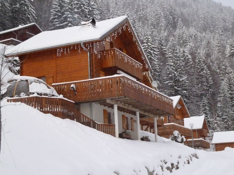 Chalet - Col du Corbier - 74430 - LE BIOT, holiday rental in Vacheresse