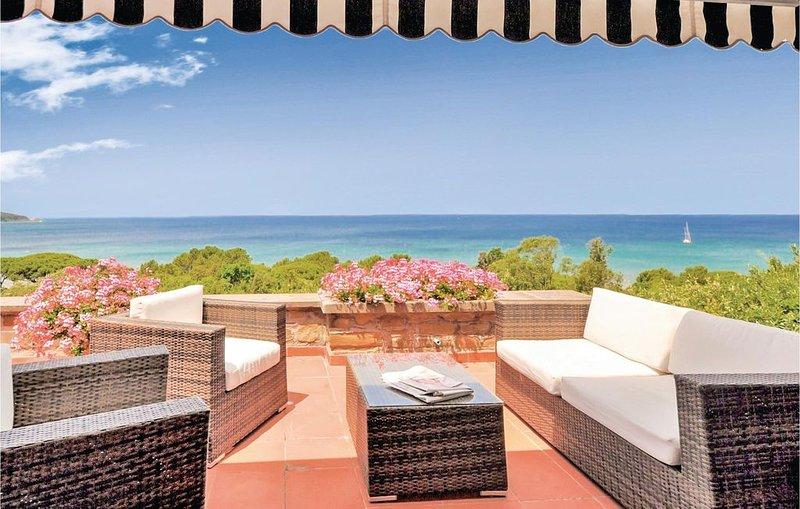 Elegantes Ferienhaus an der toskanischen Küste, location de vacances à Punta Ala