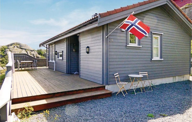3 bedroom accommodation in Hauge i Dalane, vacation rental in Flekkefjord