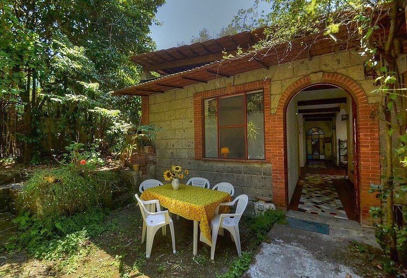 Casa Amaranto is a bright and cheerful villa surrounded by the greenery.  You w, vacation rental in Meta