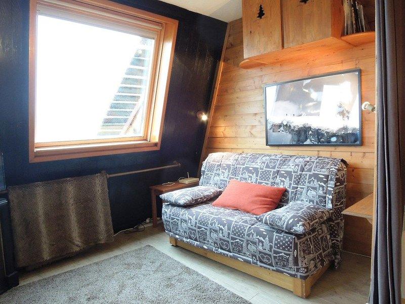 Very cosy studio 2/3 persons, vacation rental in Avoriaz