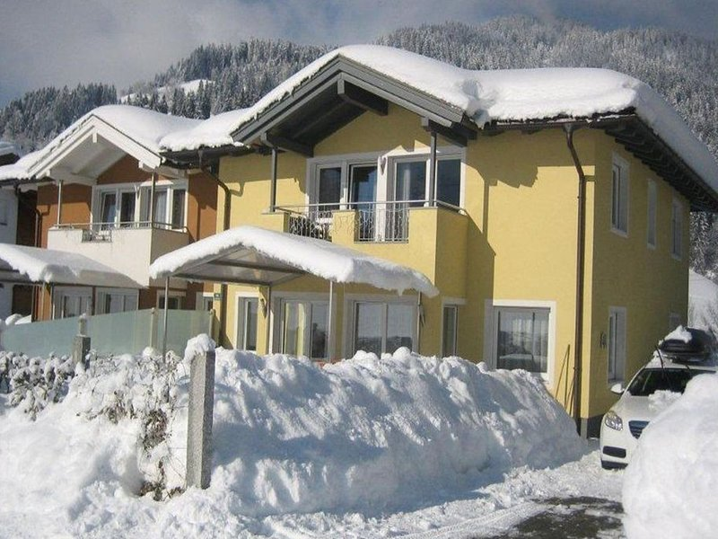 Modern holiday home is beside Austria's largest ski-area., vacation rental in Bad Häring