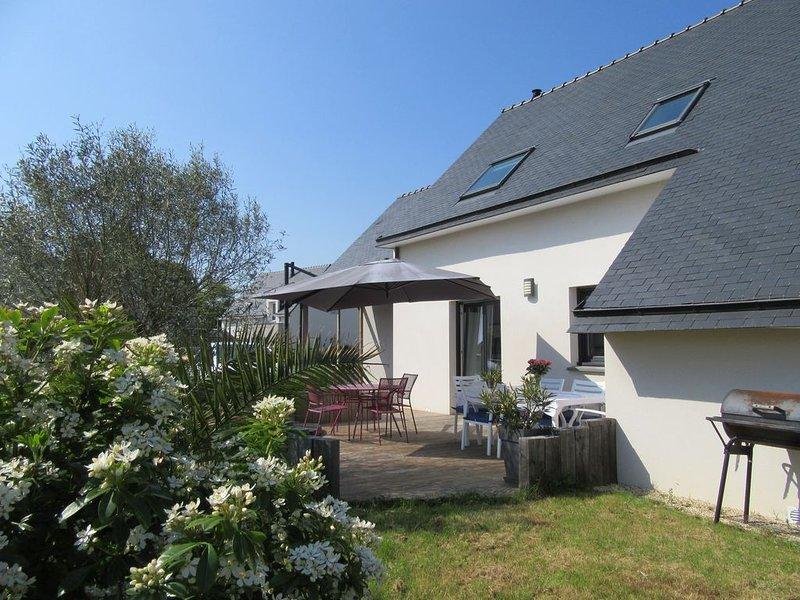maison de vacance - 10 personnes + bb - 4 étoiles -, holiday rental in Erdeven