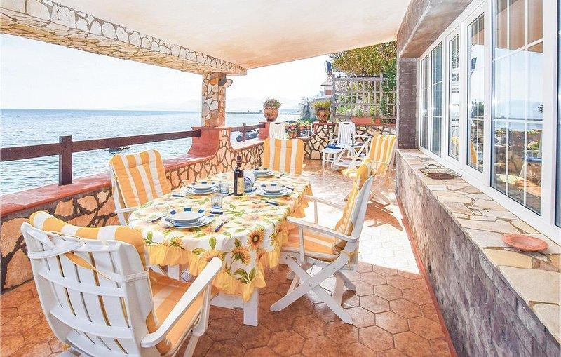 3 bedroom accommodation in Trabia (PA), alquiler vacacional en Sant'Onofrio