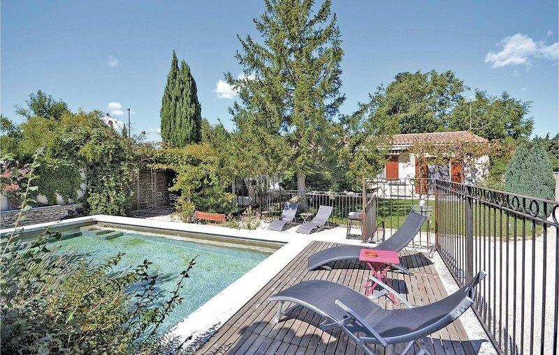 3 bedroom accommodation in Velleron, holiday rental in Velleron