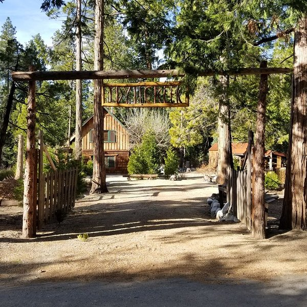The Bunkhouse at Idyllcreek, holiday rental in Idyllwild