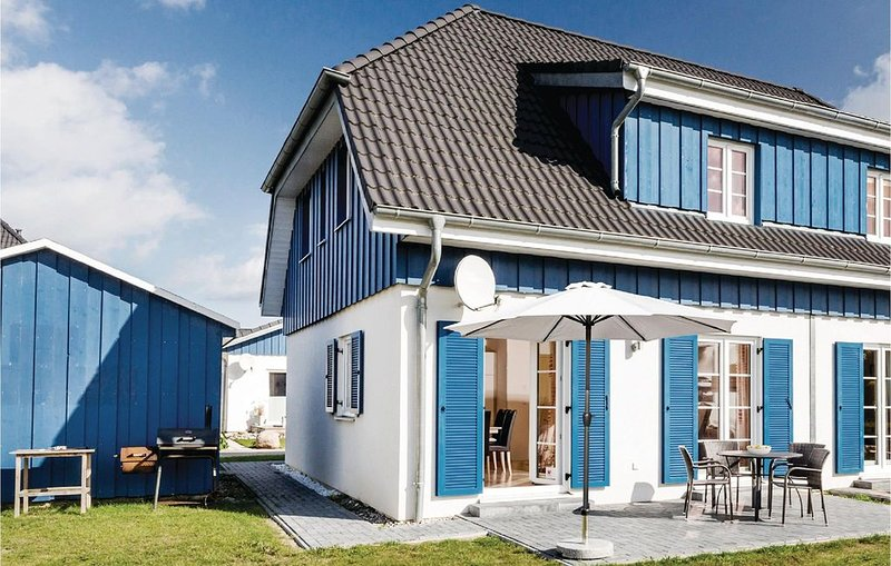3 bedroom accommodation in Altefähr/Rügen, alquiler de vacaciones en Gustow