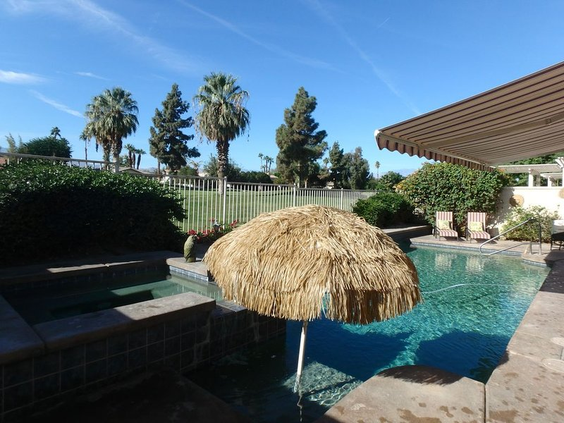 Enjoy your winter in the Coachella Valley!, holiday rental in Coachella
