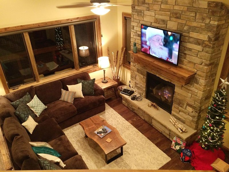 Easy Deer Valley ski access, Private Hot tub, family-friendly, holiday rental in Woodland