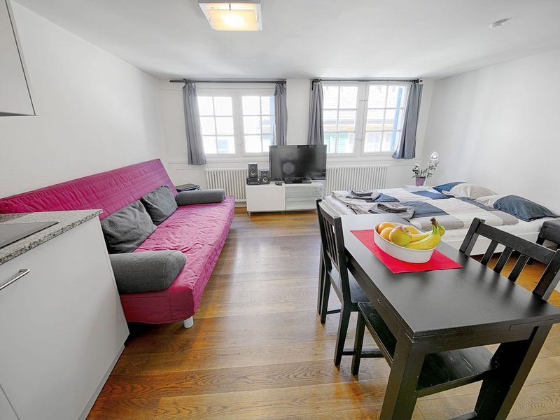 ZH Schmidgasse I - HITrental Apartment, holiday rental in Zurich