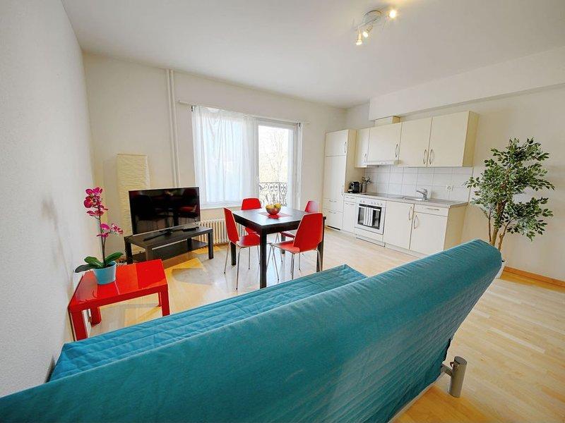 ZH Kuenzli - Stauffacher HITrental Apartment, holiday rental in Zurich