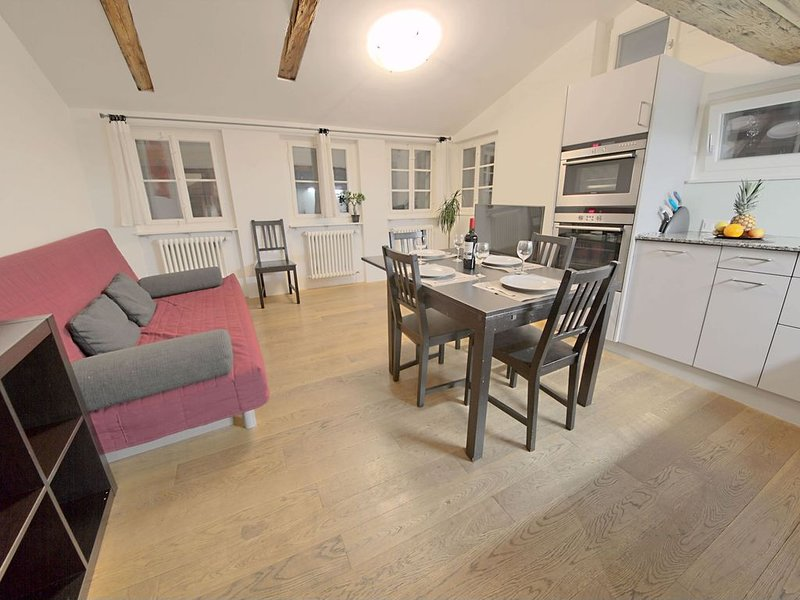 ZH Schmidgasse III - HITrental Apartment, location de vacances à Obfelden