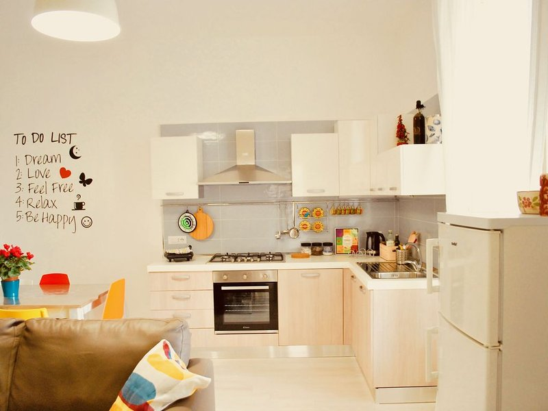 Nuovo Appartamento 'Annurca' con terrazzino, vacation rental in Panza
