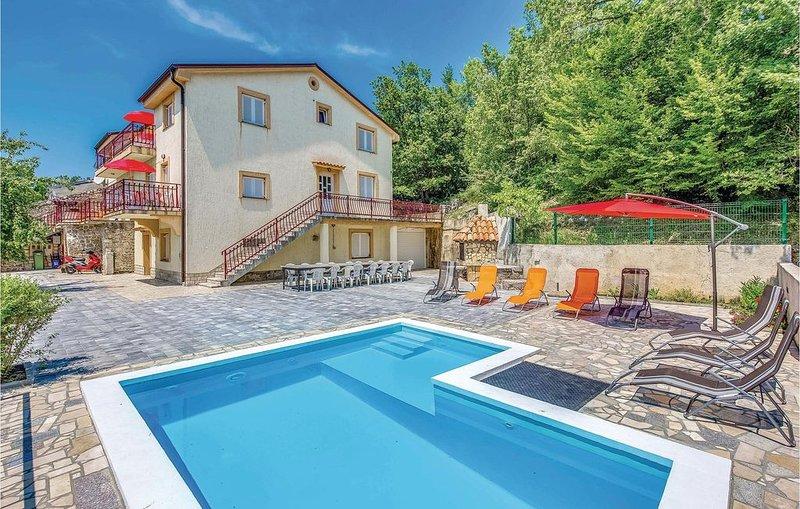 2 Zimmer Unterkunft in Grizane, holiday rental in Kamenjak
