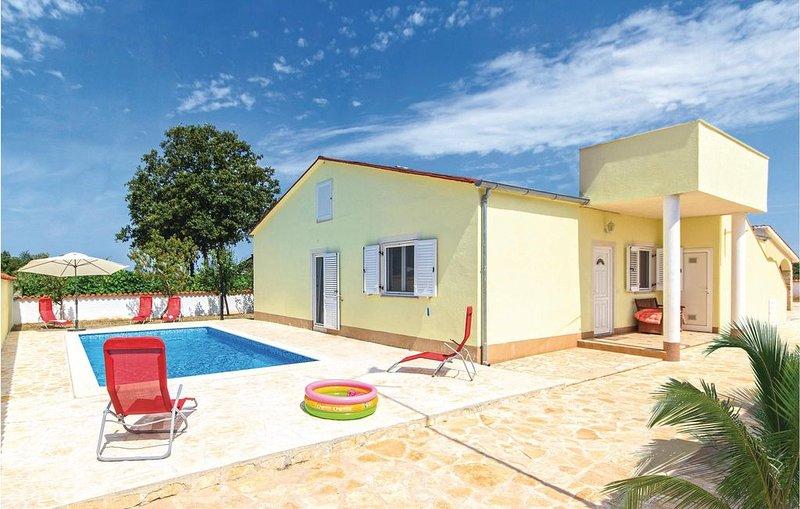 1 bedroom accommodation in Pula, aluguéis de temporada em Sisan