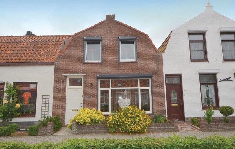 2 bedroom accommodation in Breskens, alquiler vacacional en Breskens