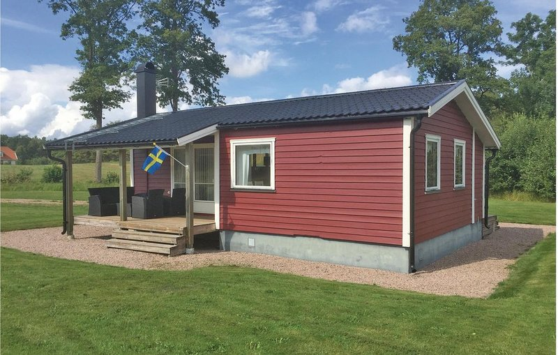 2 bedroom accommodation in Bolmsö – semesterbostad i Ljungby