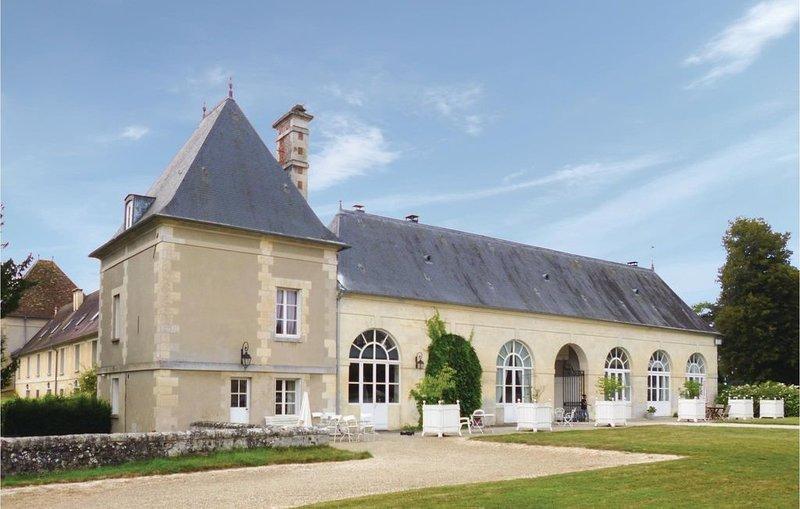 2 bedroom accommodation in Ocquerre, location de vacances à Montreuil-aux-Lions