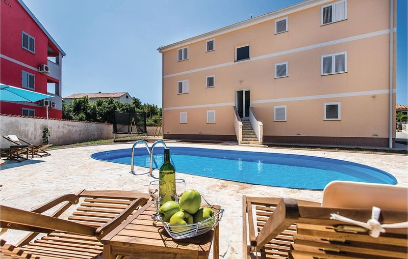 8 bedroom accommodation in Malinska, vacation rental in Malinska