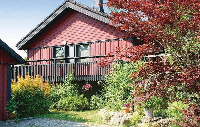 1 bedroom accommodation in Mörrum, location de vacances à Morrum