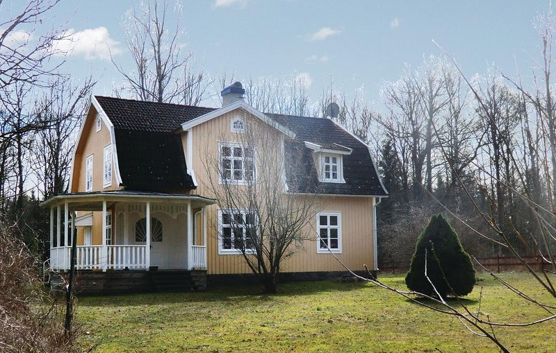 2 bedroom accommodation in Gullabo, holiday rental in Nybro
