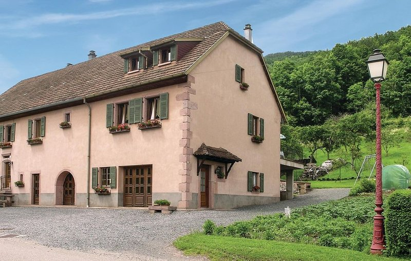 2 bedroom accommodation in Steige, holiday rental in Schirmeck