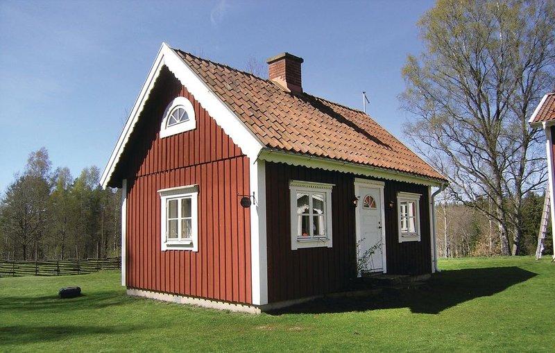 1 bedroom accommodation in Värnamo, holiday rental in Lammhult
