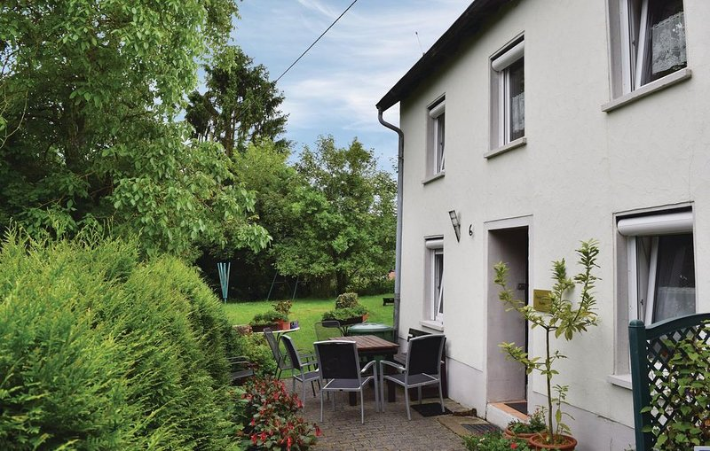 3 bedroom accommodation in Trierweiler, holiday rental in Serrig